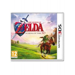 The Legend of Zelda: The Ocarina of Time 3DS (3DS)