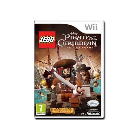 Lego Pirati dei Caraibi (Wii)