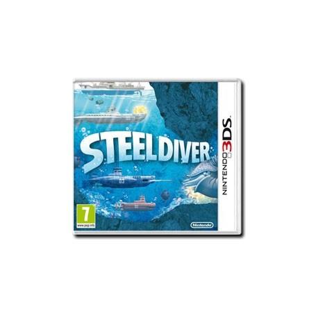 Steel Diver (3DS)