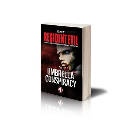 Resident Evil: The Umbrella Conspiracy (1/7) - Libro (Romanzo)