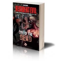 Resident Evil: City Of The Dead (3/7) - Libro (Romanzo)