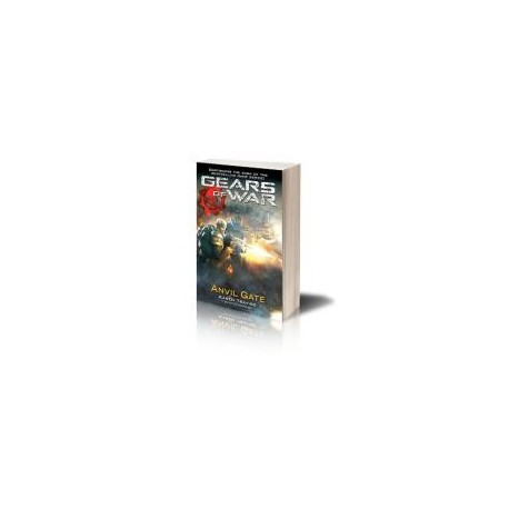 Gears Of War: Anvil Gate (3/3) - Libro (Romanzo)