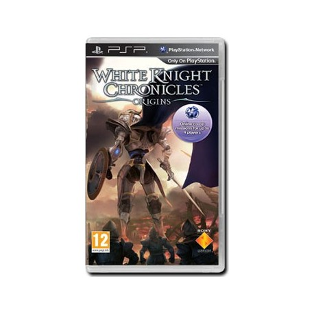White Knight Chronicles: Origins (PSP)
