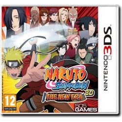 Naruto Shippuden 3D: The New Era (3DS)