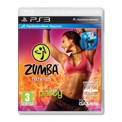 Zumba Fitness + Cintura (Move Richiesto)(PS3)