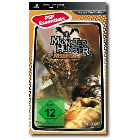 Monster Hunter Freedom Essentials (PSP)