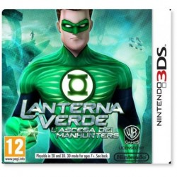 Green Lantern: Rise of the Manhunters (3DS)