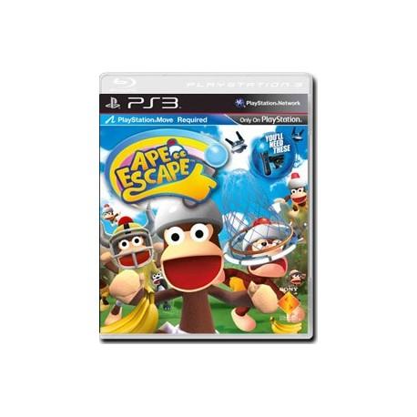 Ape Escape (PS3)