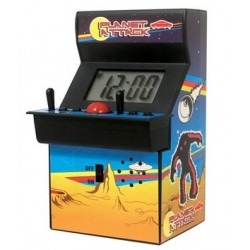 Orologio sveglia arcade machine 18cm