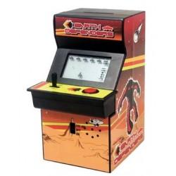 Salvadanaio con gioco arcade machine 15cm