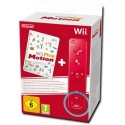Wii Play Motion + Remote Plus Rosso (Wii)