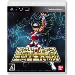 Saint Seiya Senki - Sanctuary Battle (Jap)(PS3)