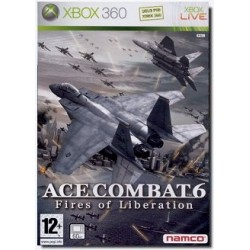 Ace Combat 6 - Fires Of Liberation (X360)