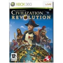 Sid Meiers Civilization Revolution (X360)
