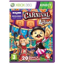 Carnival: in Azione! (Richiede Kinect) (X360)