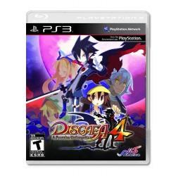 Disgaea 4 (Ver.Usa)(PS3)