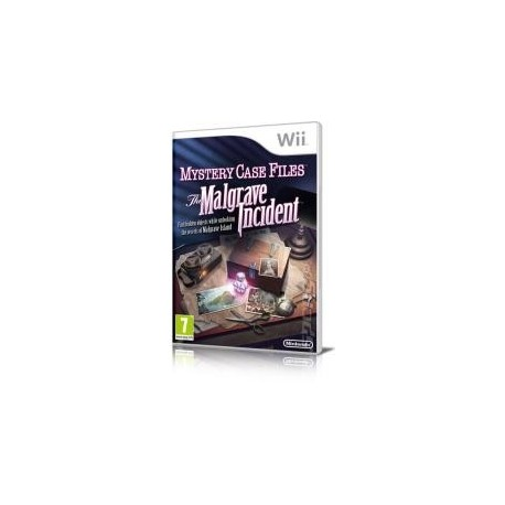 Mystery Case Files: Il Caso Malgrave (Wii)