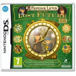 Il Professor Layton & Il Futuro Perduto (DS)