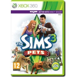 The Sims 3 Animali & Co (Kinect compatibile)(X360)