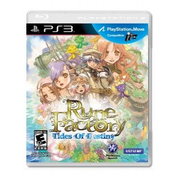 RUNE FACTORY TIDES OF DESTINY USA (PS3)