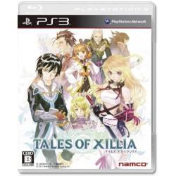 Tales of Xillia (JAP)(PS3)