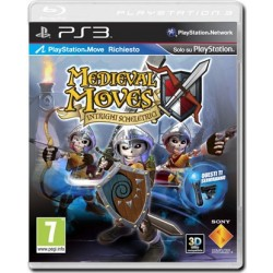 Medieval Moves: Intrighi Scheletrici (richiede move)(PS3)