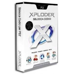 XPLODER SBLOCCA CODICI PER PS3 - ITA