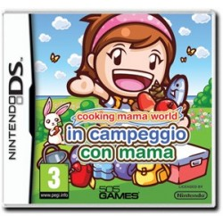 Cooking Mama World: in campeggio con Mama (DS)