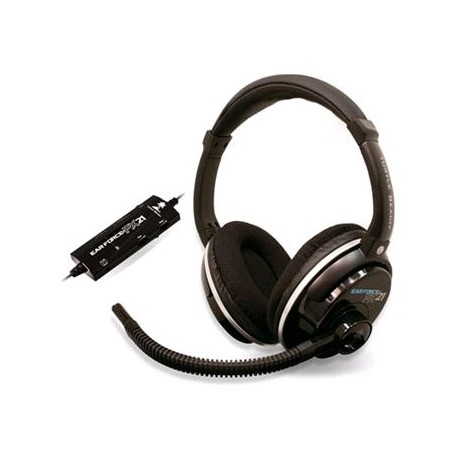 Turtle Beach Cuffie Headset Ear Force PX21