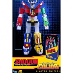 Voltron - Shogun Warriors - Beast King Golion - Limited Edition