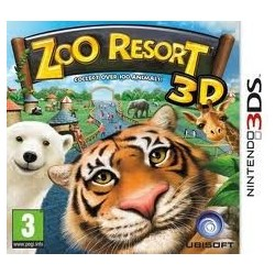 Zoo Resort 3D (3DS)