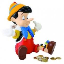 Money Bank Salvadanaio Pinocchio