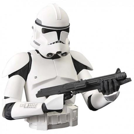 STAR WARS - Clone Trooper Buste Bank