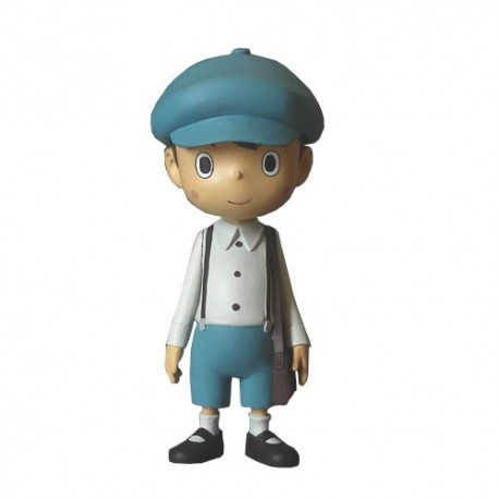 Professor Layton Bobble-Head Luke 12 cm