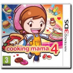 Cooking Mama 4 (3DS)