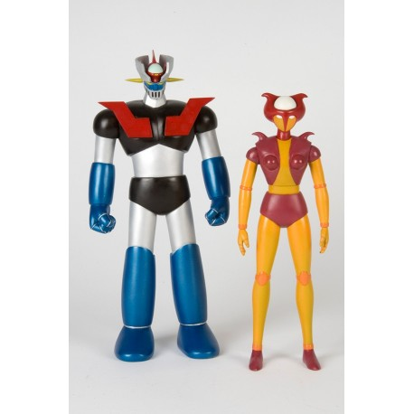 Mazinger Z -Mazinga - Aphrodite Action Figure - SD Toys