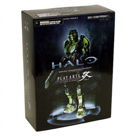 Halo Combat Evolved - Master Chief - Action Figure Limited Edition