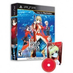Fate Extra - Limited Edition (PSP)