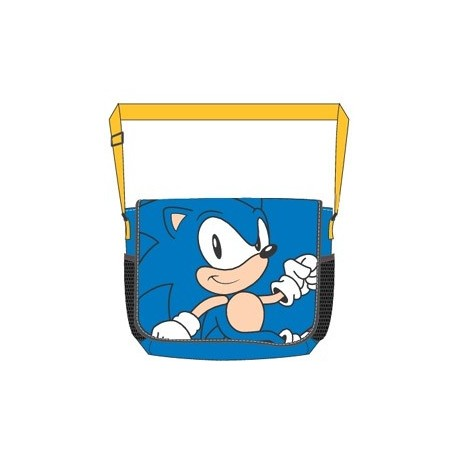 Sonic The Hedgehog Messenger Bag Runner