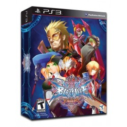 BlazBlue: Continuum Shift EXTEND Limited Edition (PS3)