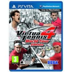 Virtua Tennis 4: Edizione Tour Mondiale (PS Vita)