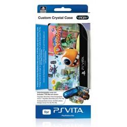 Custom Crystal Case PS Vita