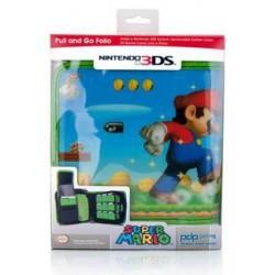 Super Mario Pull and Go - Custodia (3DS)