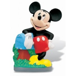 Disney Figure Bank Mickey Mouse Topolino Salvadanaio