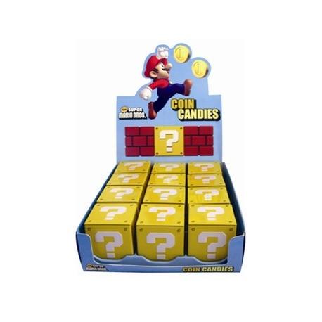 Nintendo Tins Super Mario Bros Coin Candies