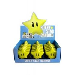 Nintendo Tins Super Mario Bros Super Star Candies