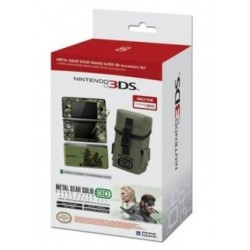 Metal Gear Solid: Snake Eater 3D - Accessory Set HORI (3DS)