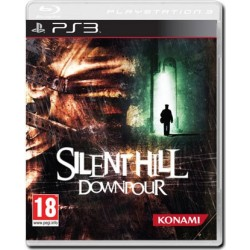 Silent Hill: Downpour (USA)(PS3)