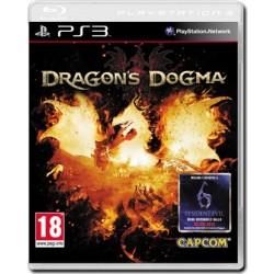 Dragon's Dogma con DLC Armor Upgrade Pack e Demo Resident Evil 6 (PS3)