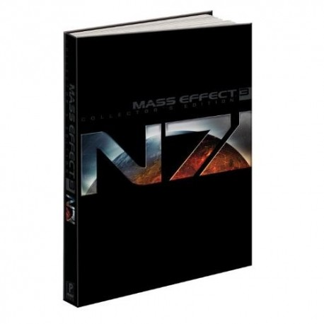 Mass Effect 3 Collector's Edition: Prima Official Game Guide
